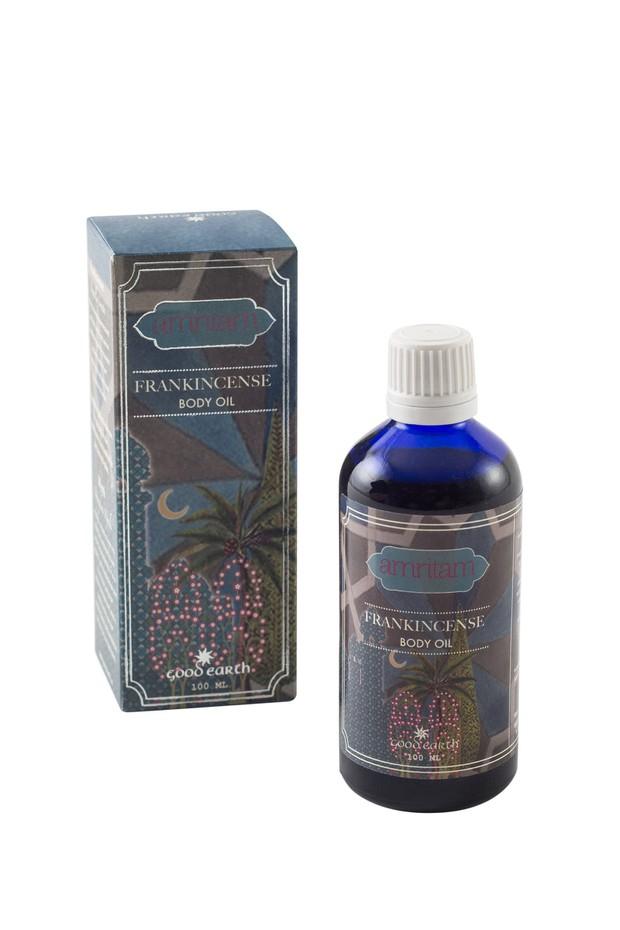 Amritam Frankincense Body Oil