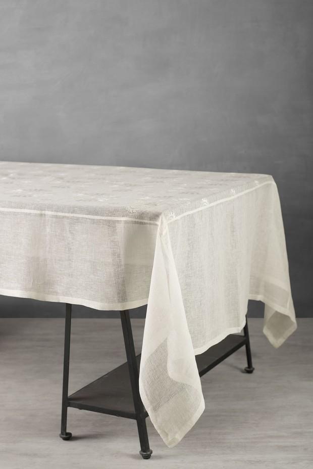 Anatolia Linen Table Cloth