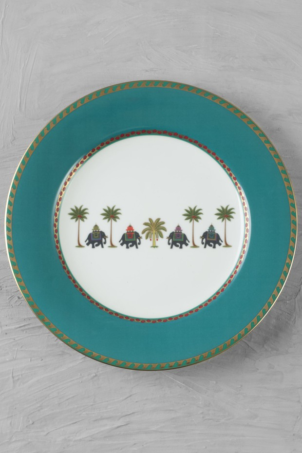 Indus Charger Plate