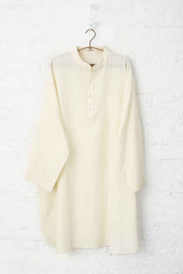 Rozana Rumi Cotton Malkha Shirt