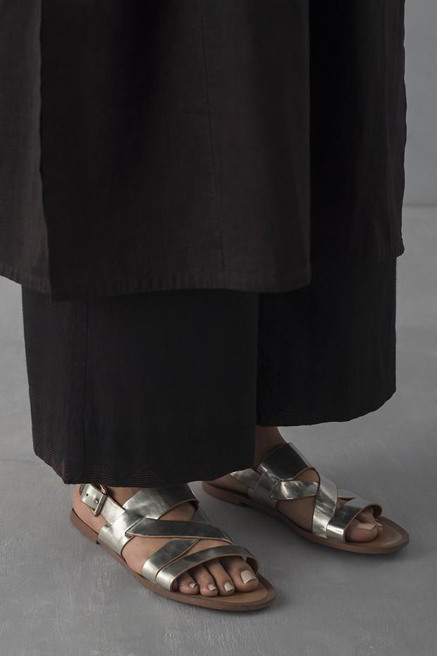 Rozana Rabari Cotton Pyjama (Black)
