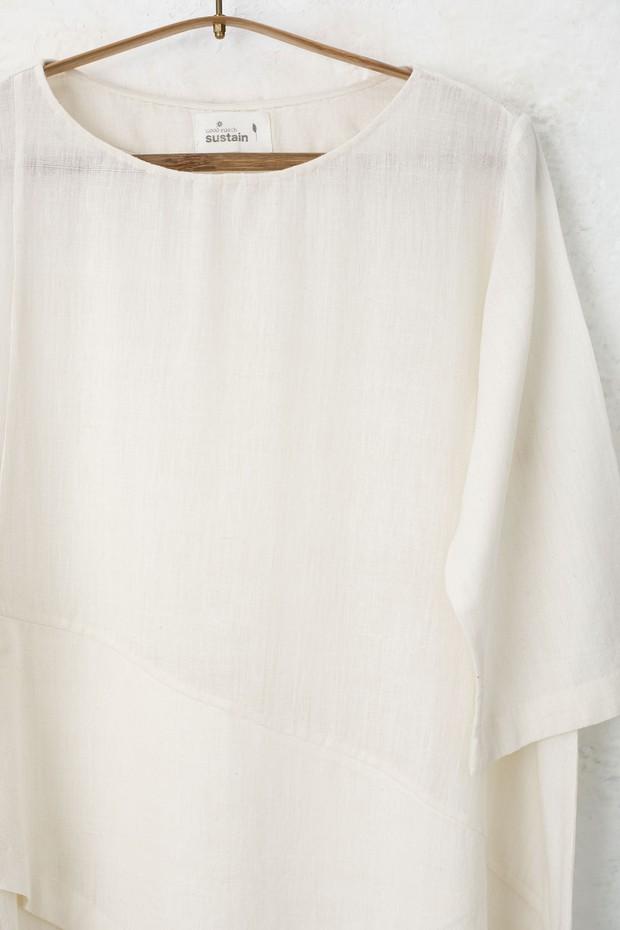 Rozana Short Cotton Denise Top