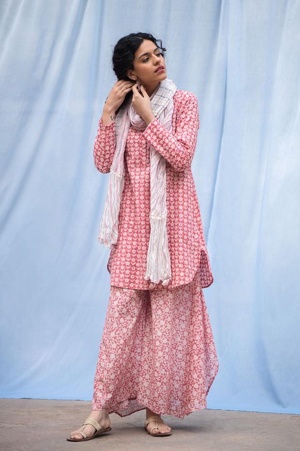 Masakali Rozana Bali Cotton Muslin Pant