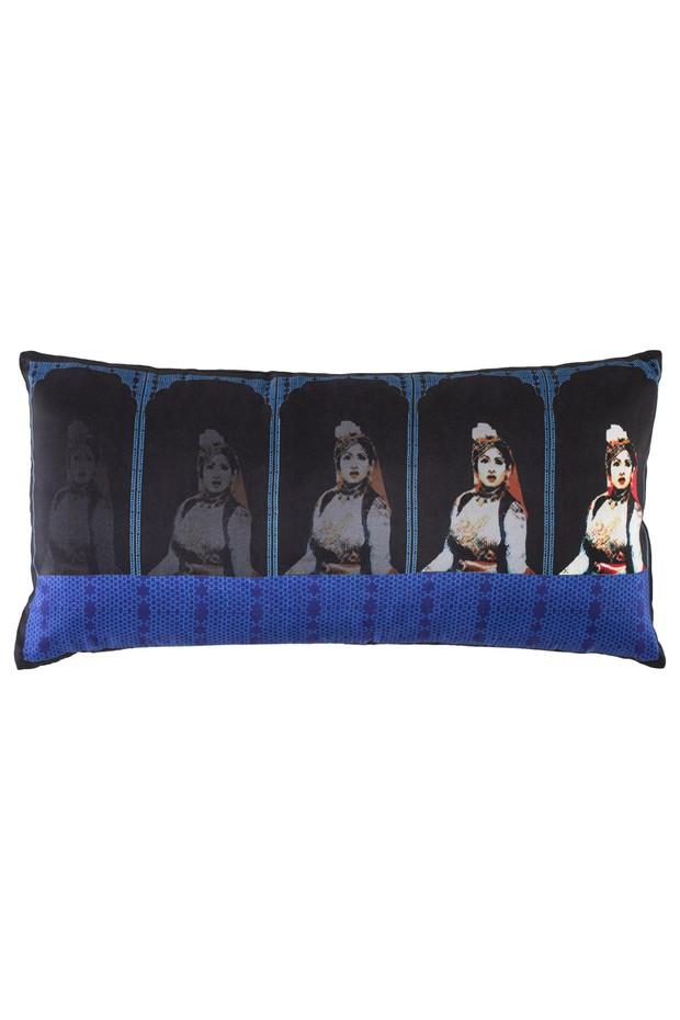 Anarkali Silk Cushion