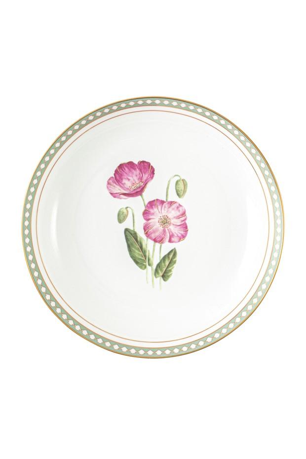 Himalayan Poppy- 2 Pasta Plates