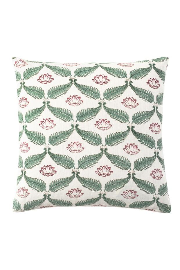 Maladvipa Linen Cushion