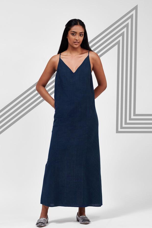 Flow Strap Malkha Dress