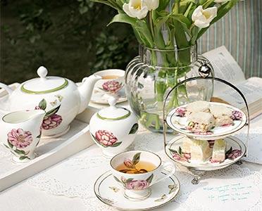 Camellia Tea Set
