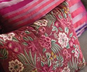 Embroidered & Brocades